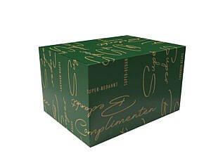 Verrasingspakket groen bruin