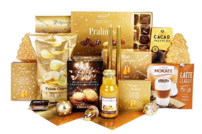 Kerst Foodpakketten van WWG