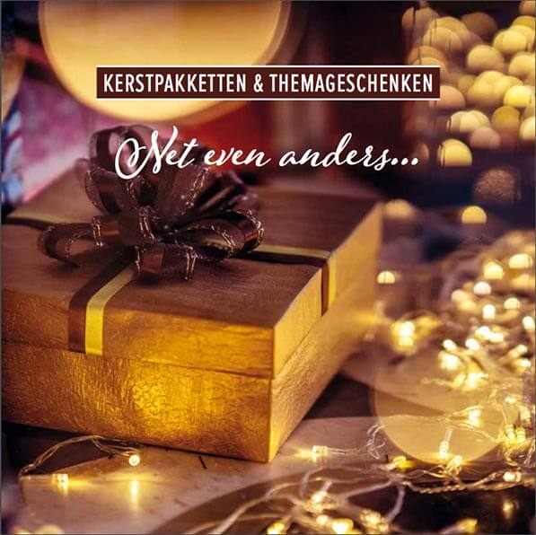 WWG Kerstpakketten Net even Anders