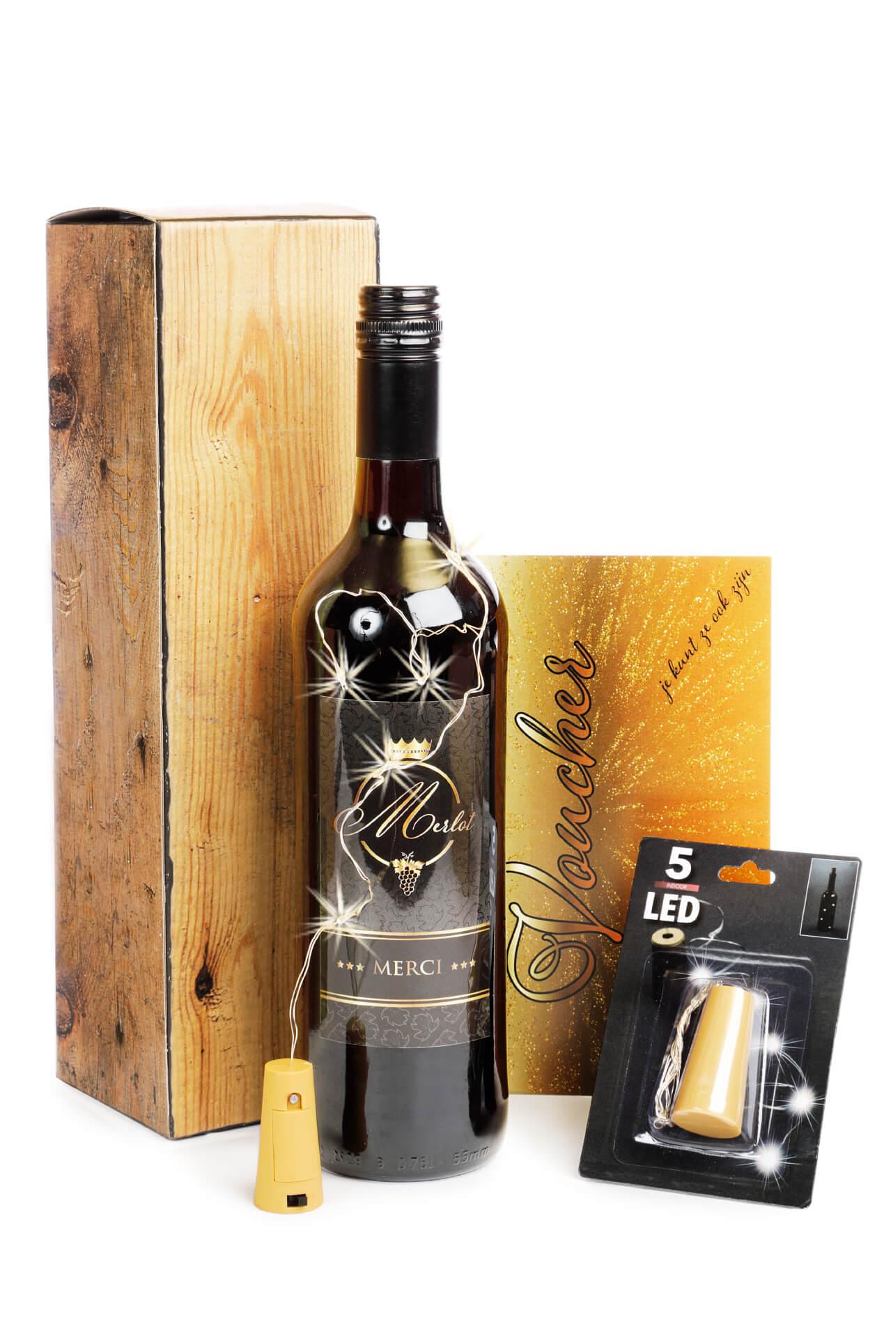 WWG Kerstpakketten met alcohol