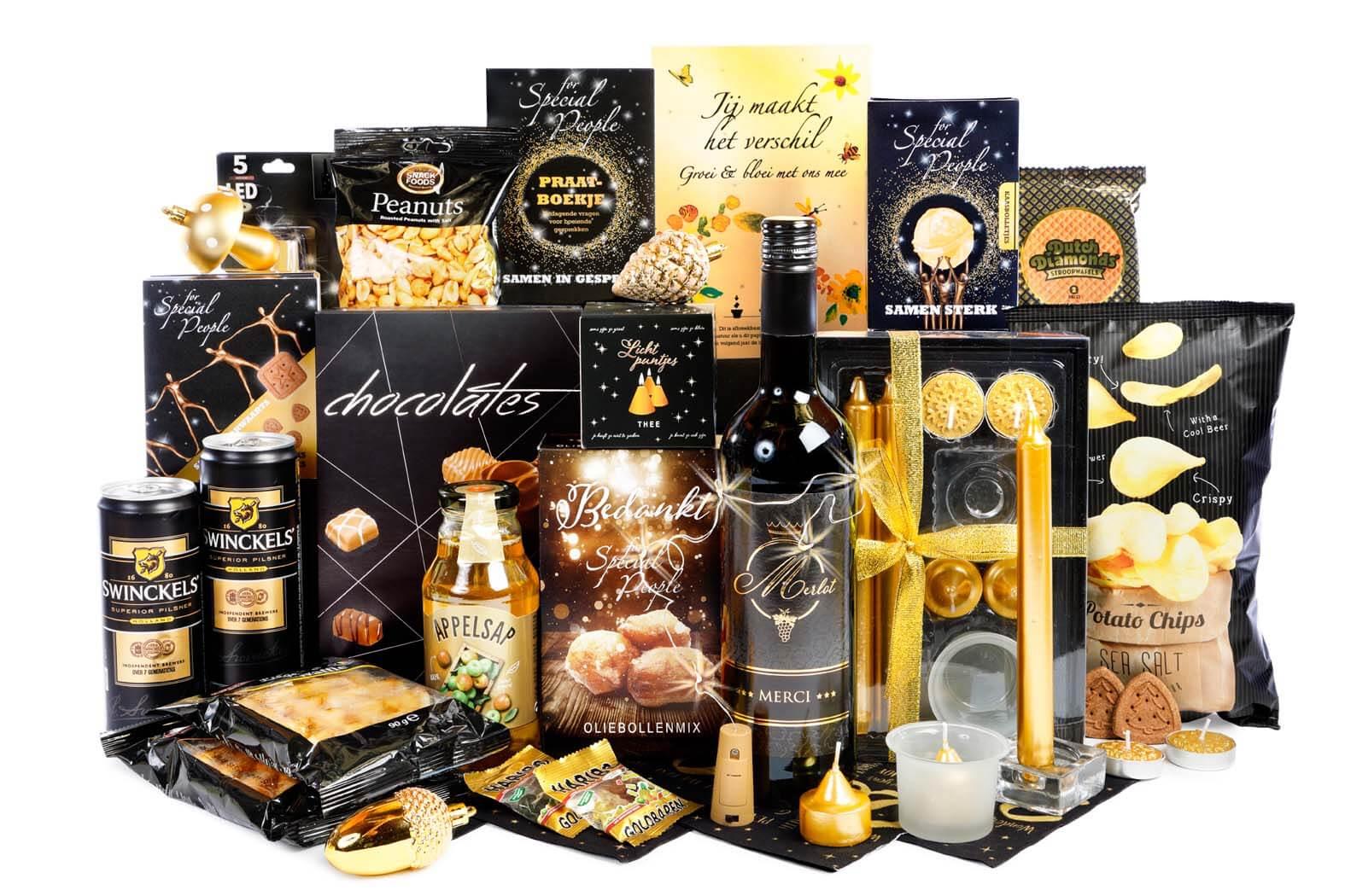 Fairtrade kerstpakketten